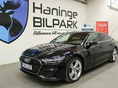 begagnad Audi A7 Sportback 45 TFSI quattro S Tronic S-Line Euro 6 245hk
