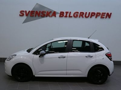 begagnad Citroën C3 1.2 VTi 5D Drag Aux Usb Lm S+V-hjul