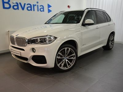 brugt BMW X5 xDrive 40e Steptronic M-Sport Lounge Pack Drag