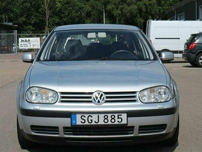 begagnad VW Golf 1.6 105hk 5dr Comfort