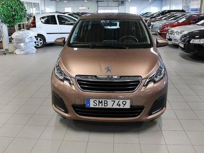 begagnad Peugeot 108 1,0 VTi Automat 5D 2015, Halvkombi 99 900 kr