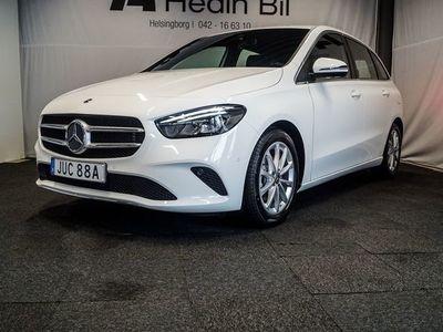 begagnad Mercedes B180 / Advantagepaket / Dragkrok / Parkeringsvärmare / Demobil