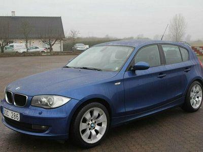 begagnad BMW 120 d 177hk Advantage / 2ÄG / 0kr kontant