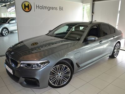 begagnad BMW 530 e M-Sport/ Navi/ Innovation/ 19