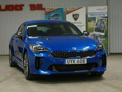 begagnad Kia Stinger GT 3.3 V6 T-GDI AWD Automat Euro 6 2018, Sedan Pris 329 900 kr