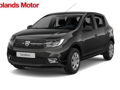 begagnad Dacia Sandero PhII TCe 90 Family Edition, Privatleasing 1868 kr/månaden, inklusive Care serviceavtal