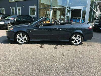 begagnad Saab 9-3 Cabriolet 2.0 Turbo4 210Hk Convertible Lev.Nybes