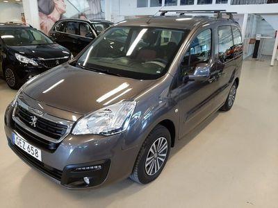 begagnad Peugeot Partner Tepee 1.6 BlueHDi Automat Advantage