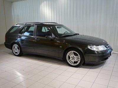 begagnad Saab 9-5 Linear sportcombi 2,0t Dragkrok