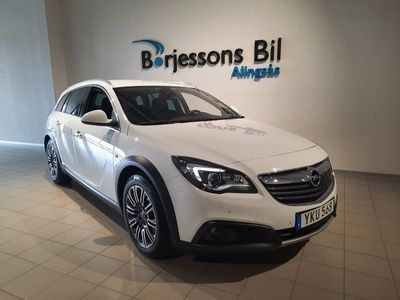begagnad Opel Insignia Country Tourer Coutry CDTI 170hk 4X4 Automat