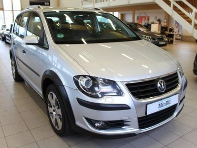 begagnad VW Touran Cross 1.4 TSI 7-SITSIG 140HK 49.900:-