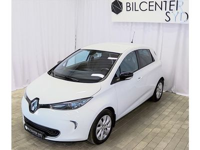 used Renault Zoe INTENS 22 kWh Single Speed 88hk