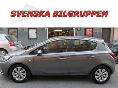 begagnad Opel Corsa 1.4 Aut Enjoy Pluspkt LM S+V hjul