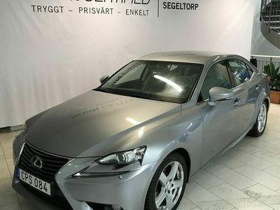 begagnad Lexus IS300h 300h 181hk Nav Drag S+V-hjul