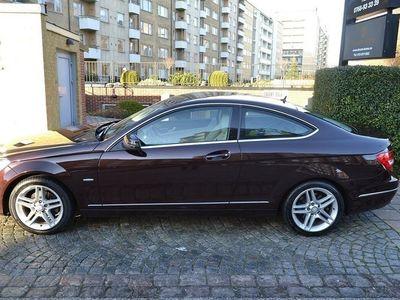 begagnad Mercedes 220 Benz C CDI Navi Drag M-Värm 2012, Personbil 115 000 kr