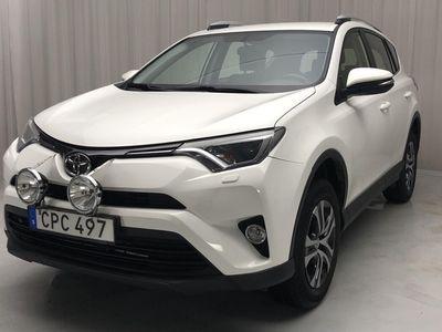 begagnad Toyota RAV4 2.0 VVT-i (151hk)