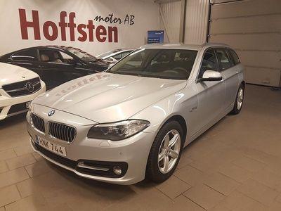 begagnad BMW 520 d xDrive Skinnklädsel 0:- KONTANT!