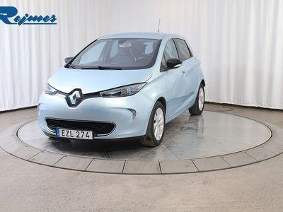 begagnad Renault Zoe 88 hk Intens A II -15