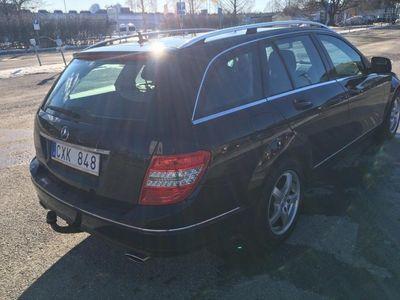 begagnad Mercedes C350 T