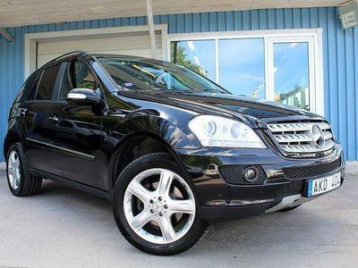 usata Mercedes ML320 CDI Sportpaket Drag