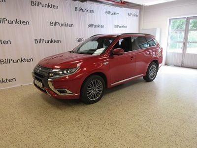 begagnad Mitsubishi Outlander P-HEV BUSINESS S