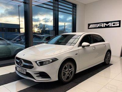 begagnad Mercedes A250 A BenzE DEMOBIL 2020, Halvkombi 419 900 kr