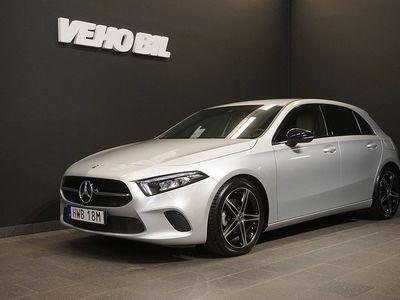 begagnad Mercedes A180 Progressive Line - Night Package - Apple Carplay