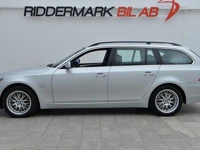 gebraucht BMW 525 xi Touring E61 AUT 2009, Kombi 117 900 kr
