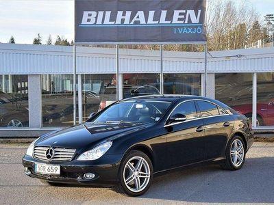 begagnad Mercedes CLS320 CDI Navi Svensksåld 224