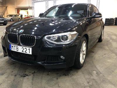 begagnad BMW 120 1-serien d 5dr, F20