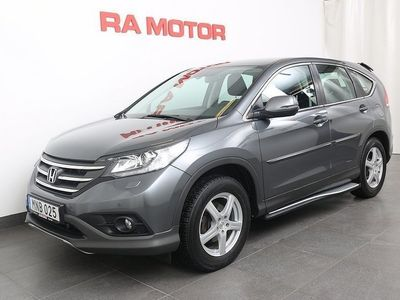 brugt Honda CR-V 2,0 Elegance AWD Drag/Motorv -14