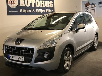 begagnad Peugeot 3008 1.6 THP Automat 6000Mil Nybesiktigad