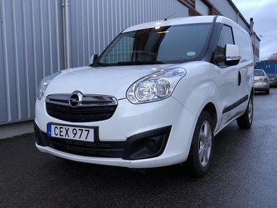 begagnad Opel Combo 1.4 CNG Skåp 2014, Transportbil 80 000 kr