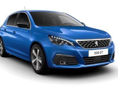 begagnad Peugeot 308 5D GT 130 hk Aut *Privatleasing*