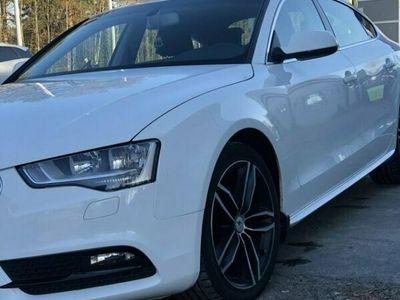 begagnad Audi A5 Sportback 2.0 TDI DPF