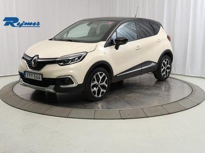 begagnad Renault Captur PhII Energy TCe 120 Intens EDC