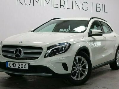 begagnad Mercedes 200 GLA Benz7G-DCT Euro 6 BKAMERA 2014, Halvkombi Pris 184 800 kr