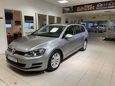 begagnad VW Golf Sportscombi 1.4 TGI CNG Style Euro 6
