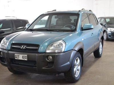 used Hyundai Tucson 2.0 4WD 141hk Drag/14800mil