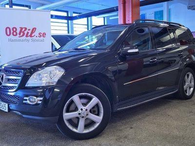 begagnad Mercedes 420 GL BenzCDI 4MATIC 7G-Tronic 7-sits 2007, Kombi 139 900 kr