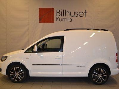 gebraucht VW Caddy 2,0TDi 170hk DSG Edition 30 -15