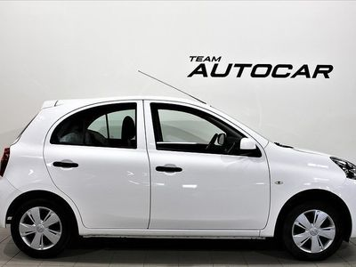 brugt Nissan Micra 1.2 Euro 6 80hk Blåtand