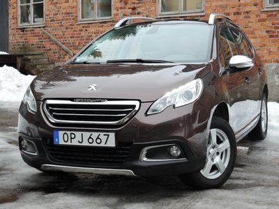 gebraucht Peugeot 2008 1.6 e-HDi Allure (92HK) -14