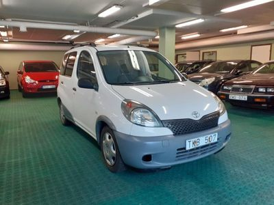 begagnad Toyota Yaris Verso CITY