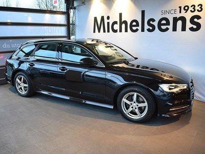begagnad Audi A6 Avant 2.0 TDI 190 hk quattro S-tronic
