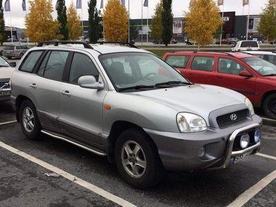 begagnad Hyundai Santa Fe 2,4 Gls, SM, HA, 4x4, 107kW