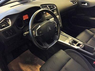 begagnad Citroën C4 1.6 Diesel 2014, Halvkombi 109 900 kr
