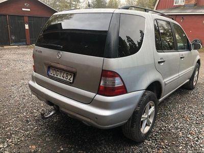 begagnad Mercedes ML500 billigast i Sverige