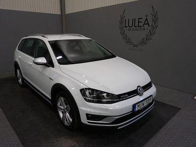 begagnad VW Golf Alltrack 2.0 TDI 4M Eu6 184HK *3650mil*