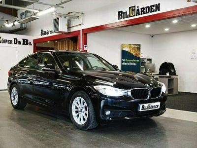 begagnad BMW 318 3-V D